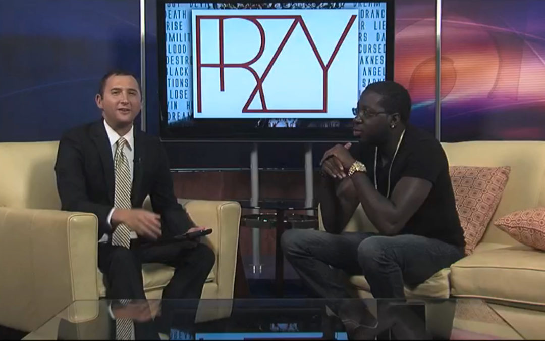 Frzy Talks Album Release ABC 36 WTVQ Kentucky